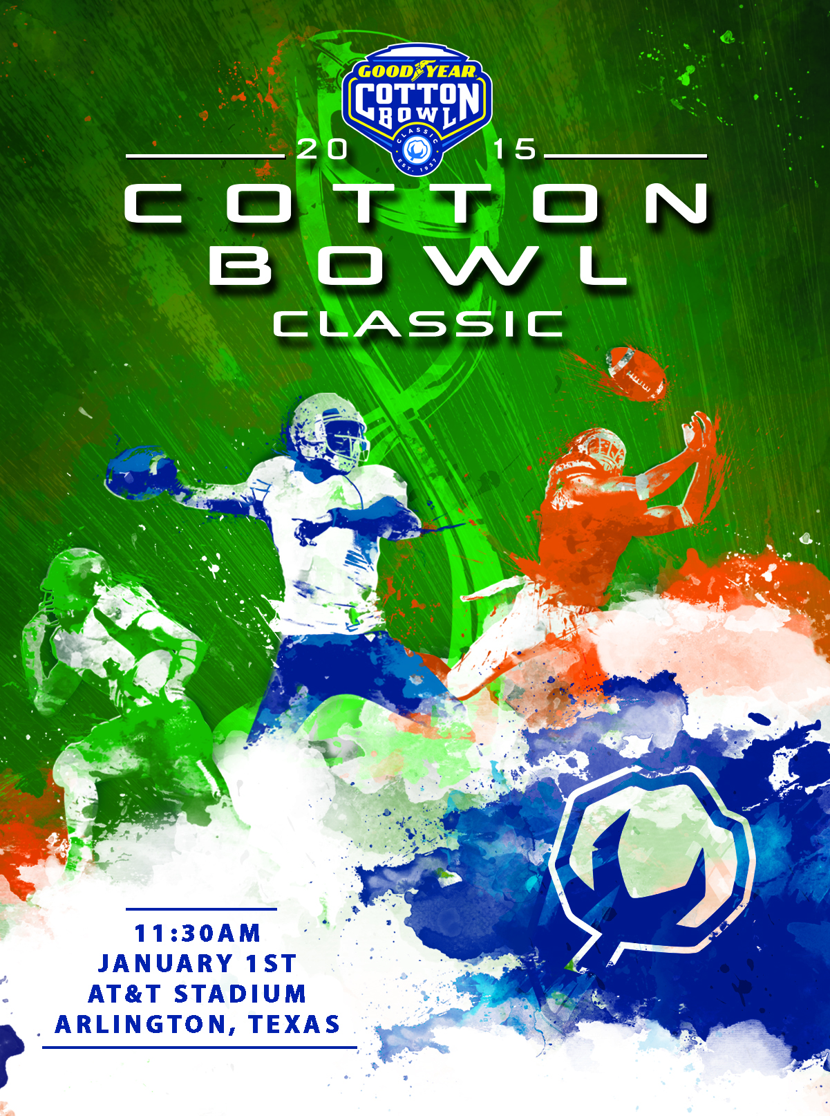 The 79th Goodyear Cotton Bowl
