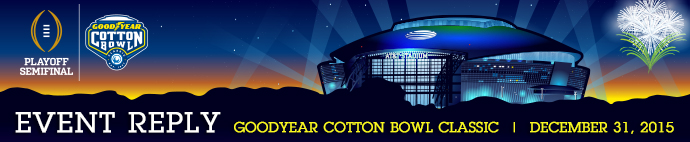 The 80th Goodyear Cotton Bowl